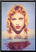 MADONNA COLLECTION V - OFFICIAL JAPAN  1000 PIECE JIGSAW PUZZLE
